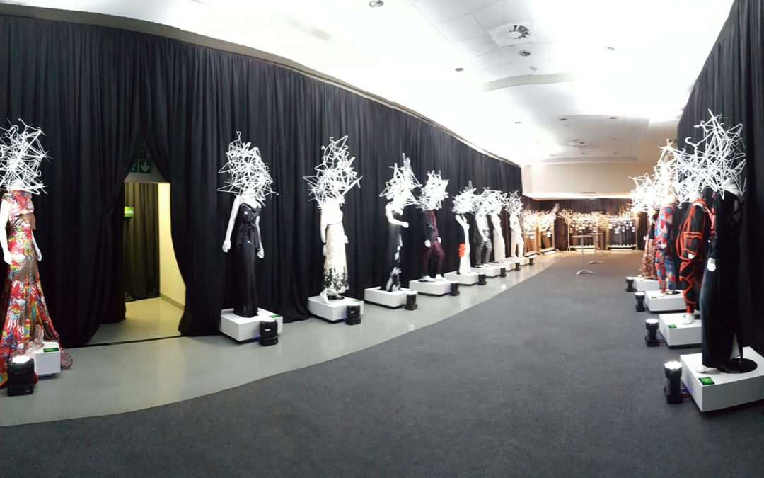 Fashion Spectacular for DAC during WE ARE AFRICA month 2015