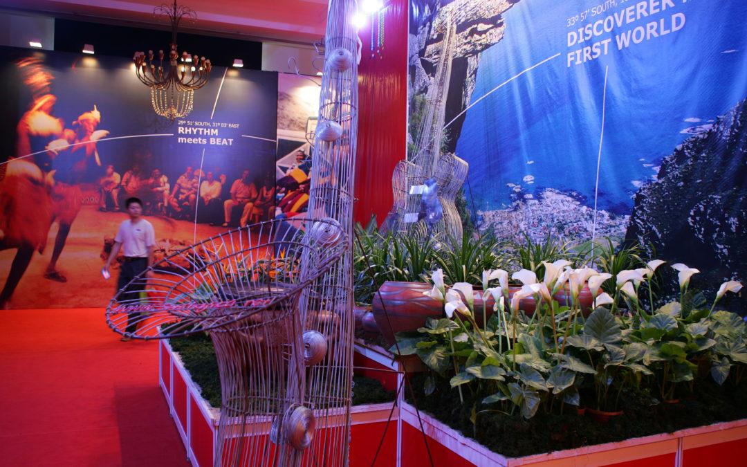 NanFei Total for SA Dept of Tourism – Shanghai